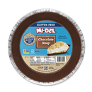 MI-DEL Gluten Free Chocolate Snap Pie Crust