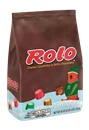 Rolo Candy Chewy Caramels in Milk Chocolate