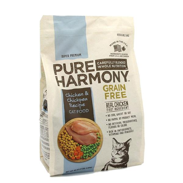 Pure Harmony Dry Cat Food