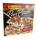 Bellatoria Pan Pizza Margherita Deluxe