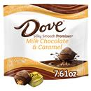 Dove Milk Chocolate & Caramel
