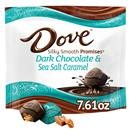 Dove Promises Dark Chocolate & Sea Salt Caramel