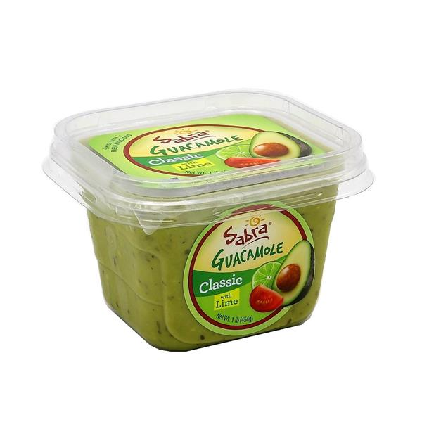 Sabra Guacamole Classic with Lime