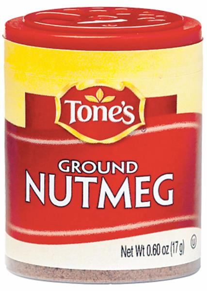 Tone's Ground Nutmeg