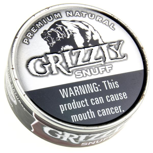 How to use grizzly snuff