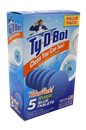 Ty-D-Bol Blue Tablets Value Pack 5-1.7 oz ea.