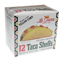 La Tiara Taco Shells Yellow Corn