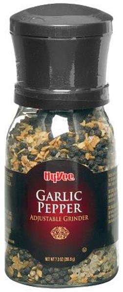 Hy-Vee Garlic Pepper Grinder