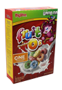 Hy-Vee Fruit & Frosted O&#39s Cereal