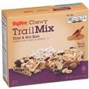 Hy-Vee Trail Mix Chewy Fruit & Nut Bars