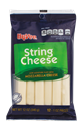 Hy-Vee Natural Mozzarella String Cheese