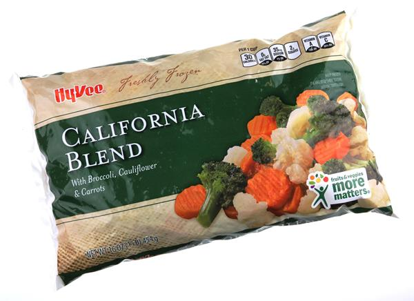Hy-Vee California Blend Vegetables