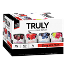 TRULY Hard Seltzer Berry Variety Pack, Spiked & Sparking Water 12pk