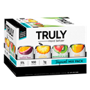 TRULY Hard Seltzer Tropical Variety Pack, Spiked & Sparking Water 12pk