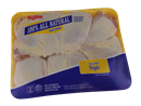 Hy-Vee 100% Natural Chicken Thighs Value pack