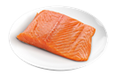 Farm Raised Atlantic Salmon Portions