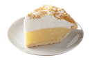 Gourmet Coconut Meringue Pie 10 Inch