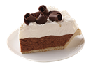 Gourmet French Silk Pie 6 Inch