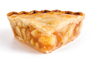 Gourmet Apple Lattice Pie 12 Inch