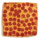 Pepperoni Pizza Tuscano Cracker Crust Family Size