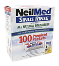 Neil Med Sinus Rinse Premixed Packets