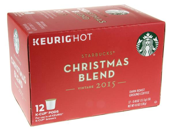 Starbucks Christmas Blend 2020 K Cups Starbucks K Cups Christmas Blend 2020 | Uxbypw.howtocelebrate2020.info