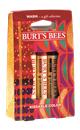 Burt's Bees Kissable Color Gift Set